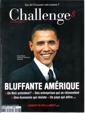 My article in Challenges on the American entrepreneurial spirit