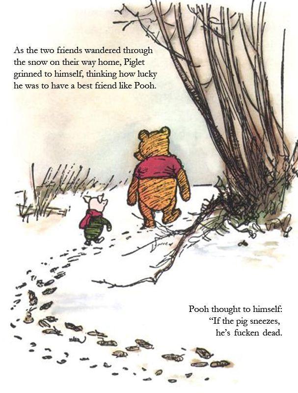 Not Winnie the Pooh :)