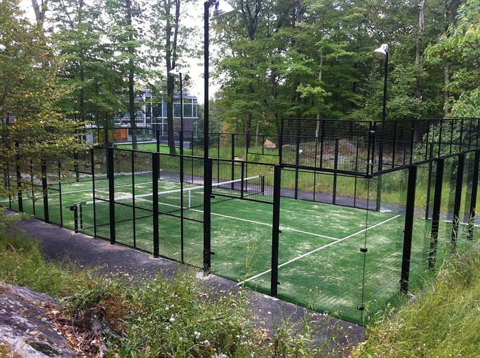 Introducing New York's First Padel Court!