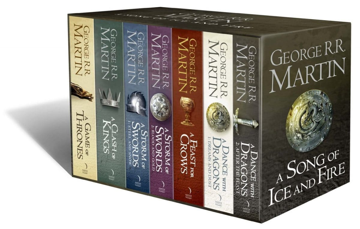 A Song of Ice and Fire is magnificently complex, thrilling and entertaining!
