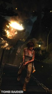 The latest Tomb Raider is fantastic!