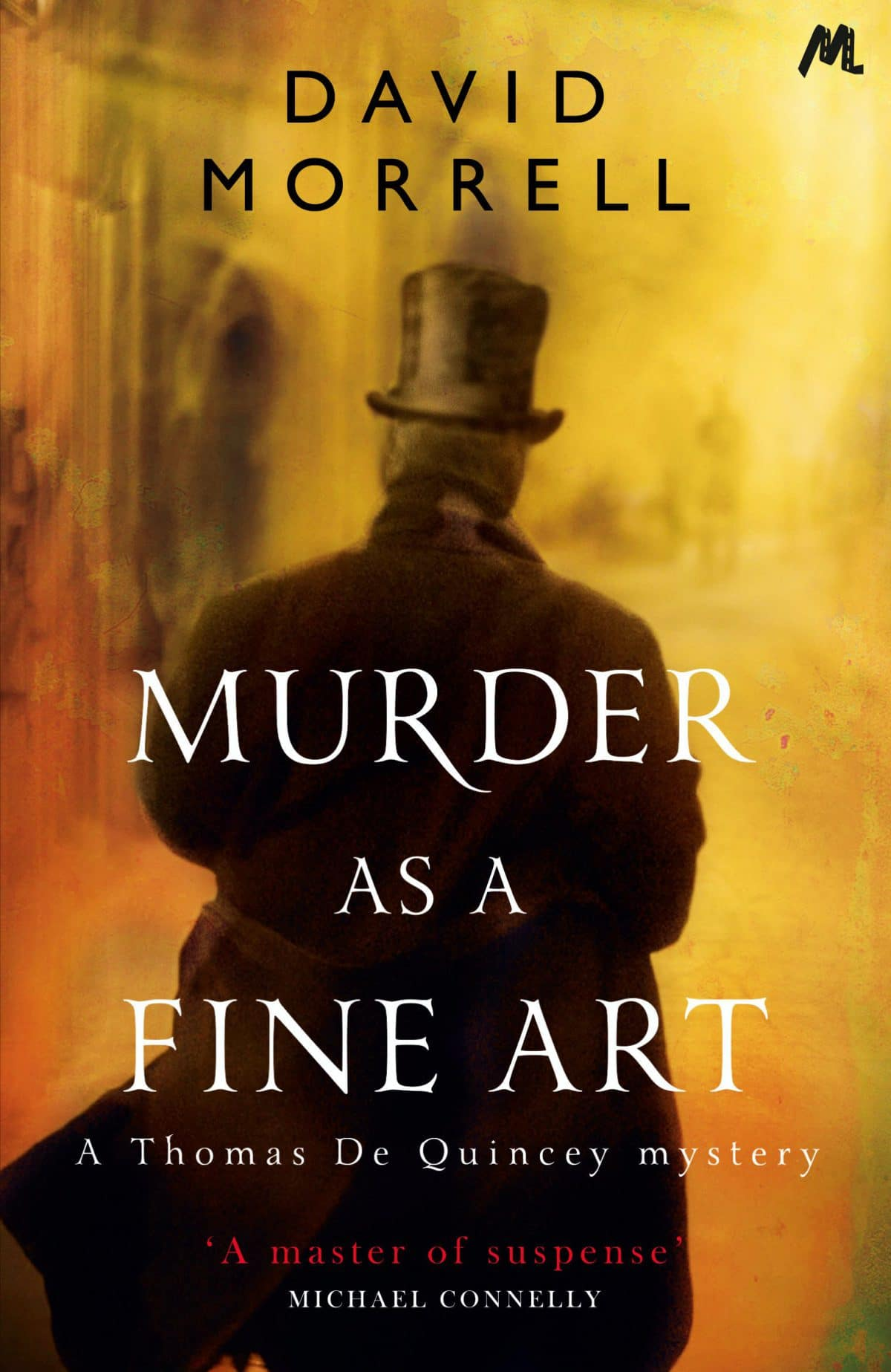 Murder as a Fine Art is a fantastic historical thriller!