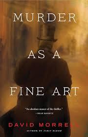 Murder as a Fine Art is a fantastic historical thriller!