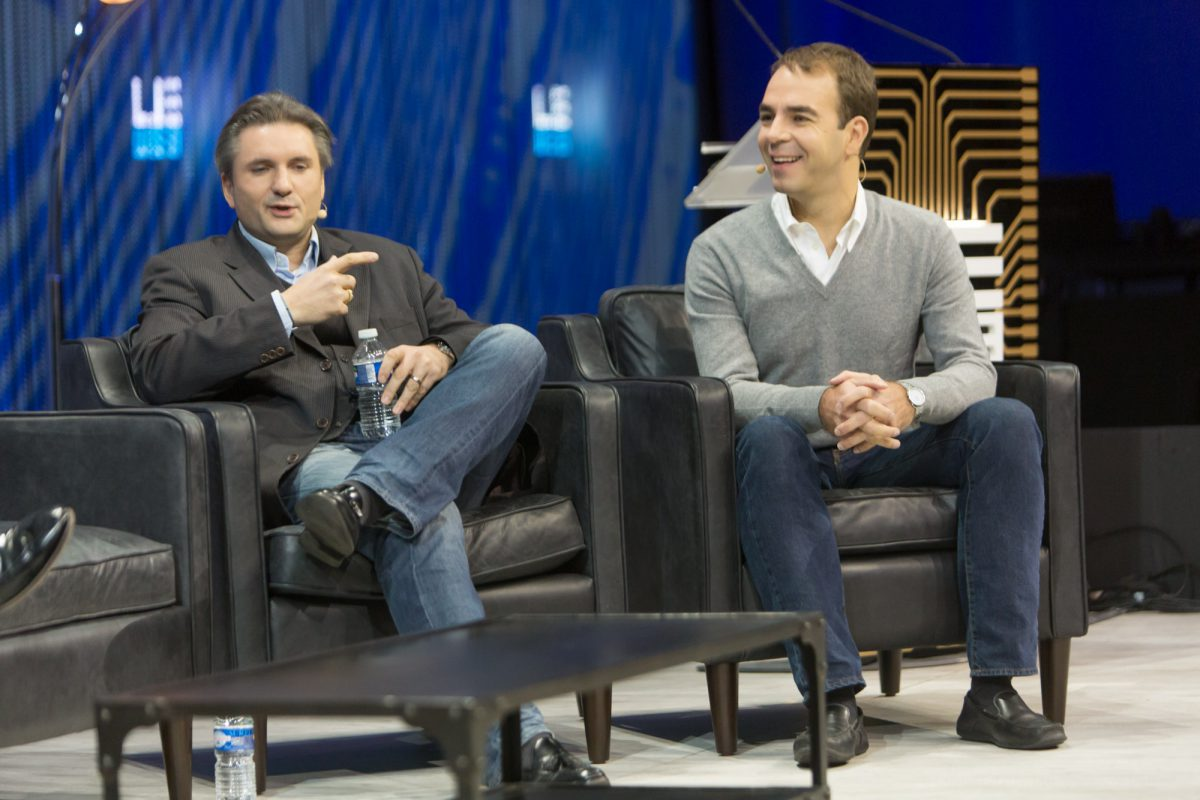 LeWeb 2013 Interview of Arnaud Montebourg