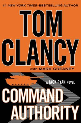 Command Authority is Tom Clancy's best book in years