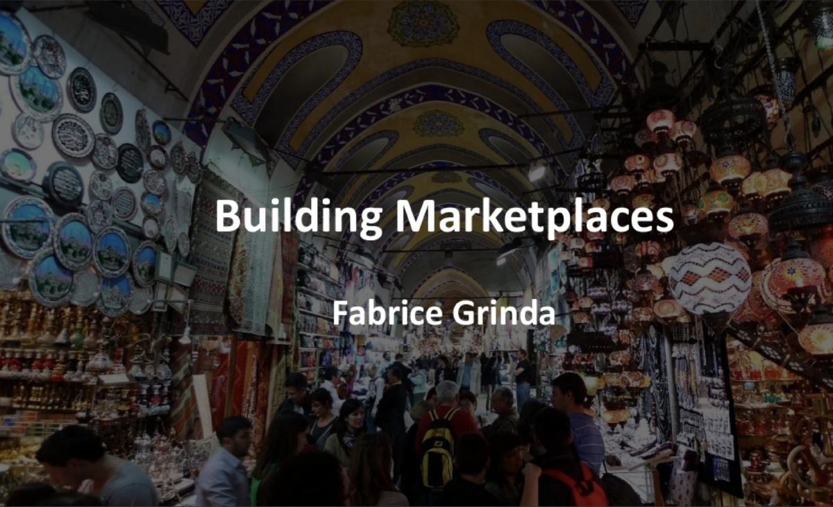 Building Marketplaces