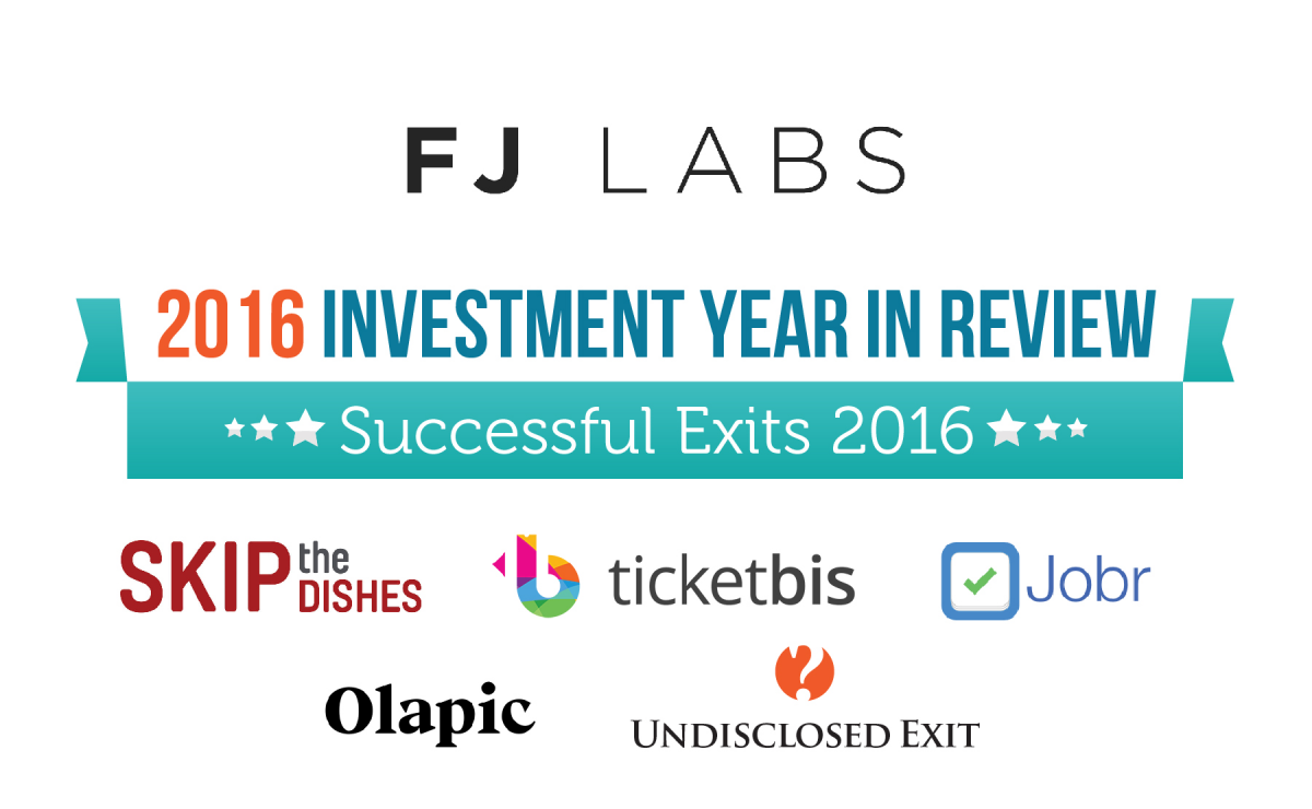 FJ Labs 2016 Year in Review