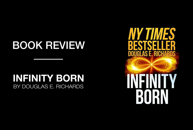 Infinity Born is a timely thriller