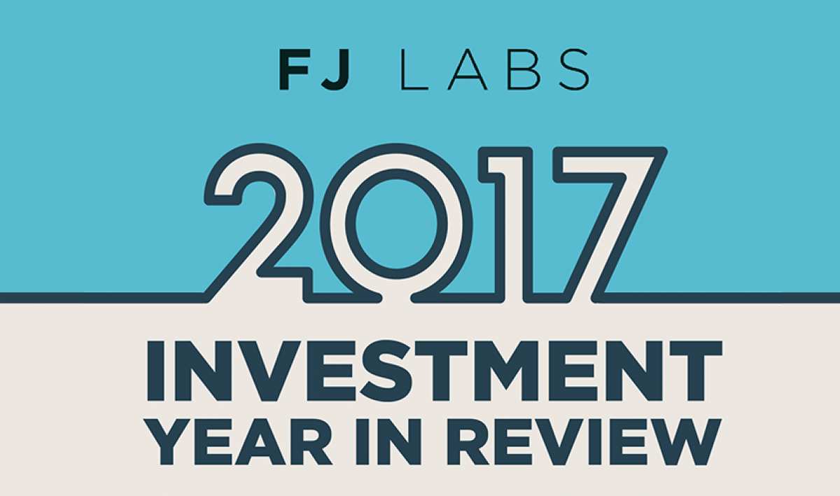 FJ Labs 2017 Year in Review