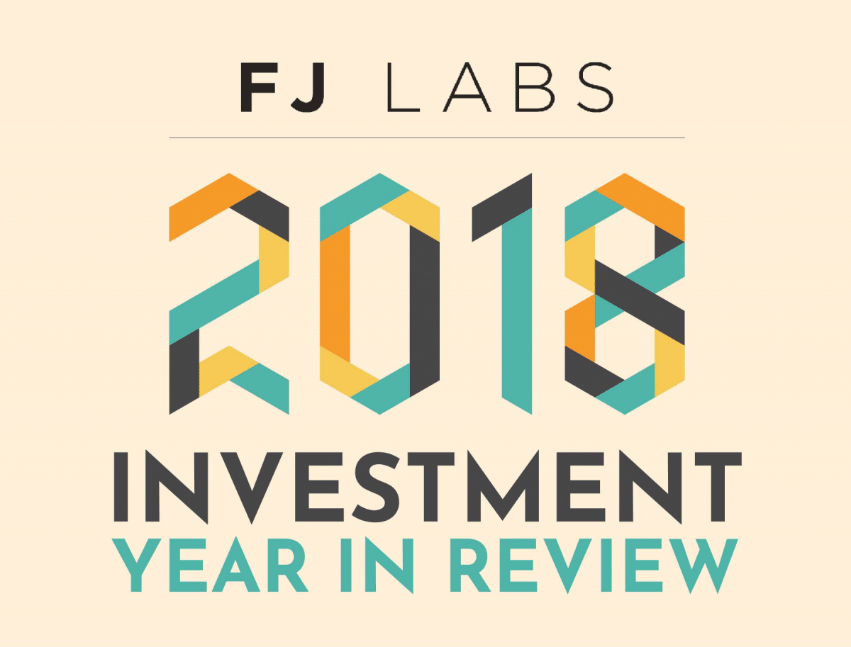 FJ LABS 2018 Year in Review