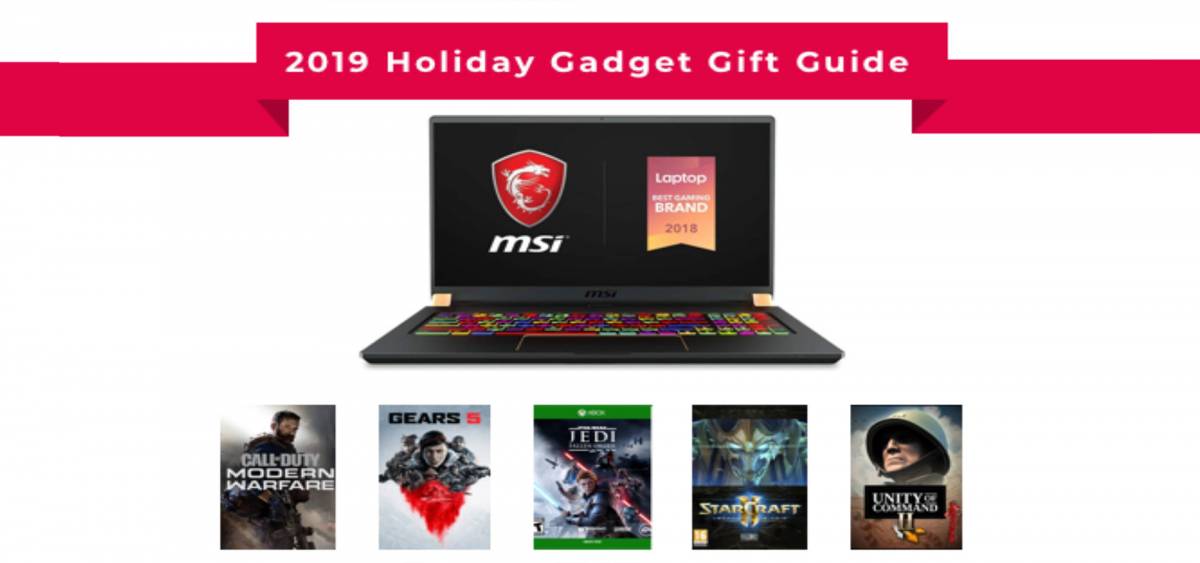 2019 Holiday Gadget Gift Guide