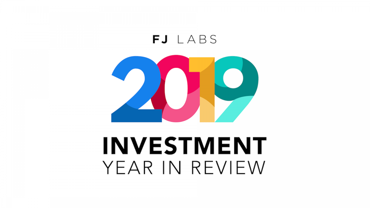FJ Labs 2019 Year in Review