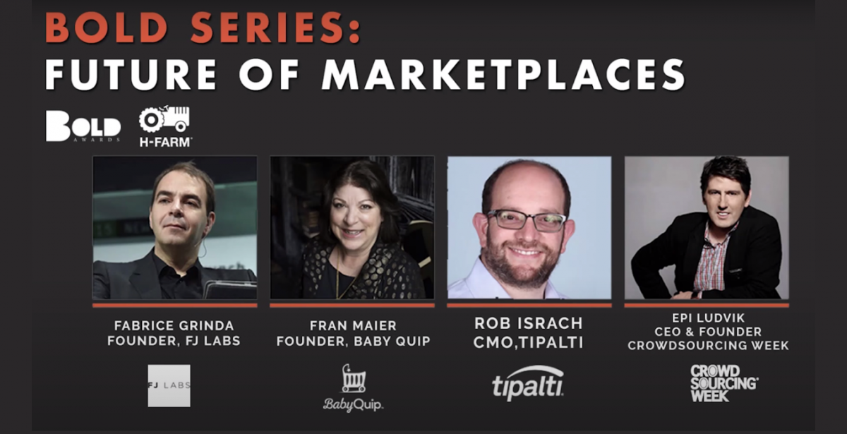 BOLD Series: The Future of Marketplaces