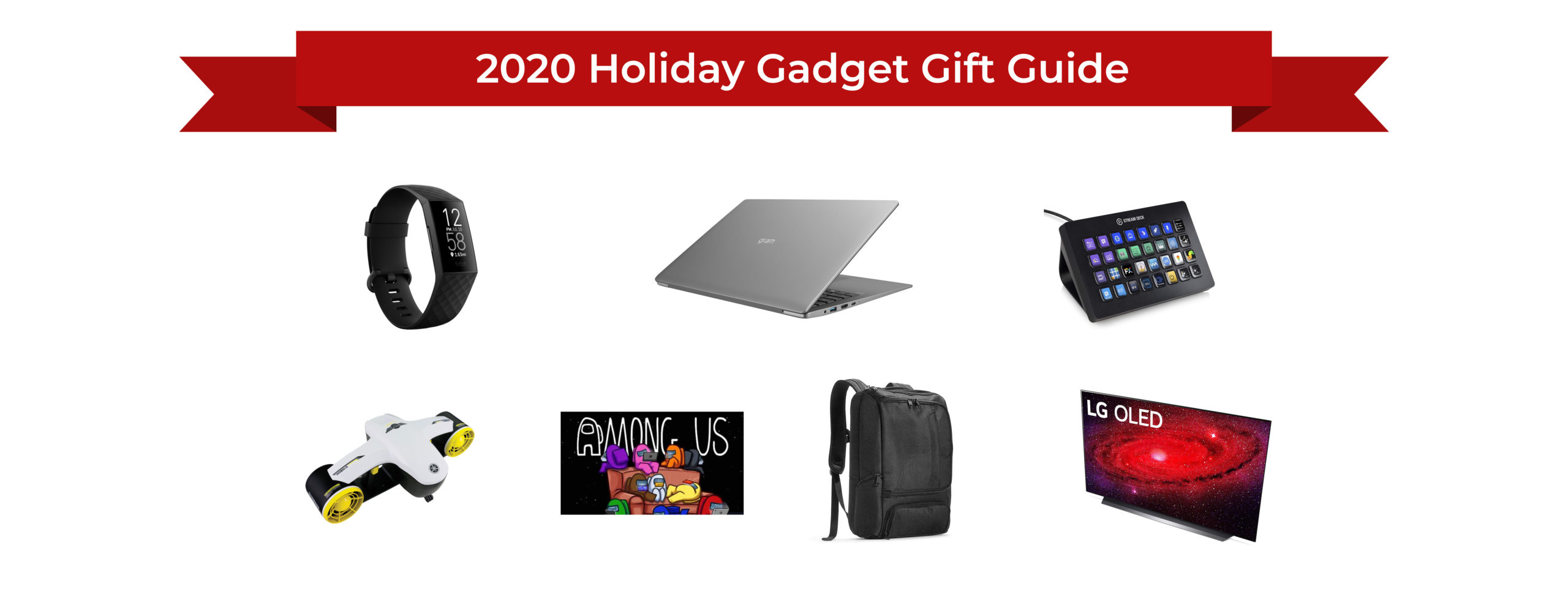 2020 Holiday Gadget Gift Guide