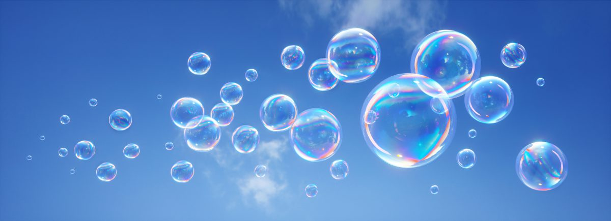 Welcome to the Everything Bubble!