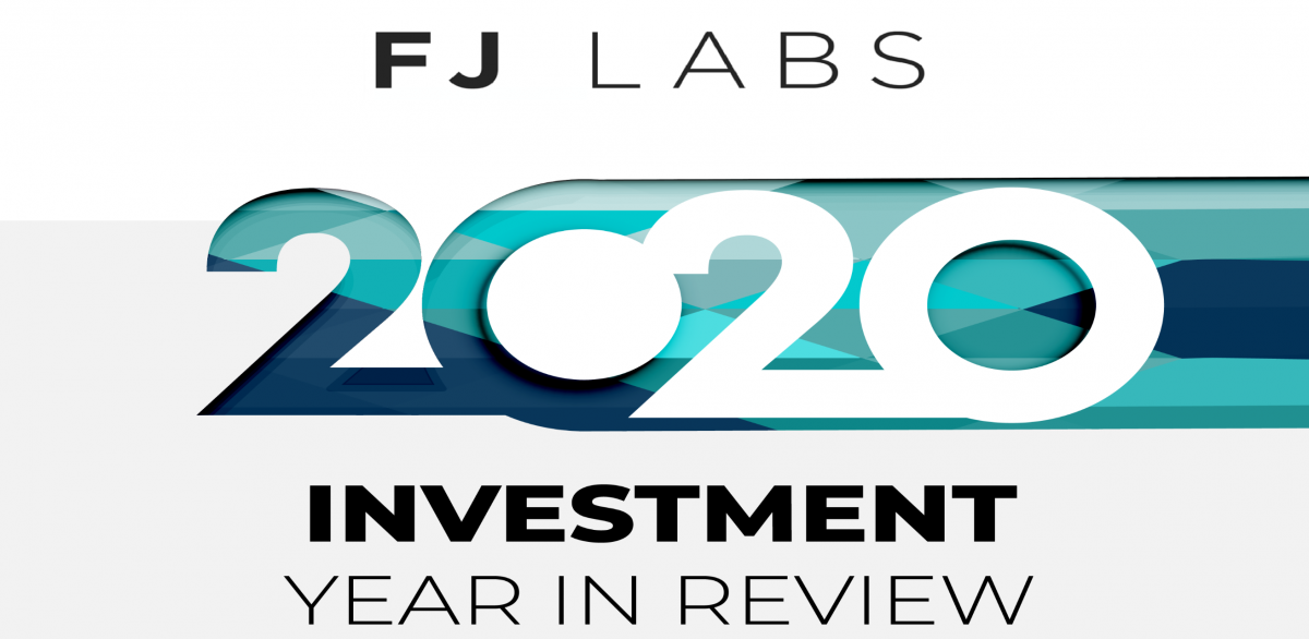 FJ Labs 2020 Year in Review
