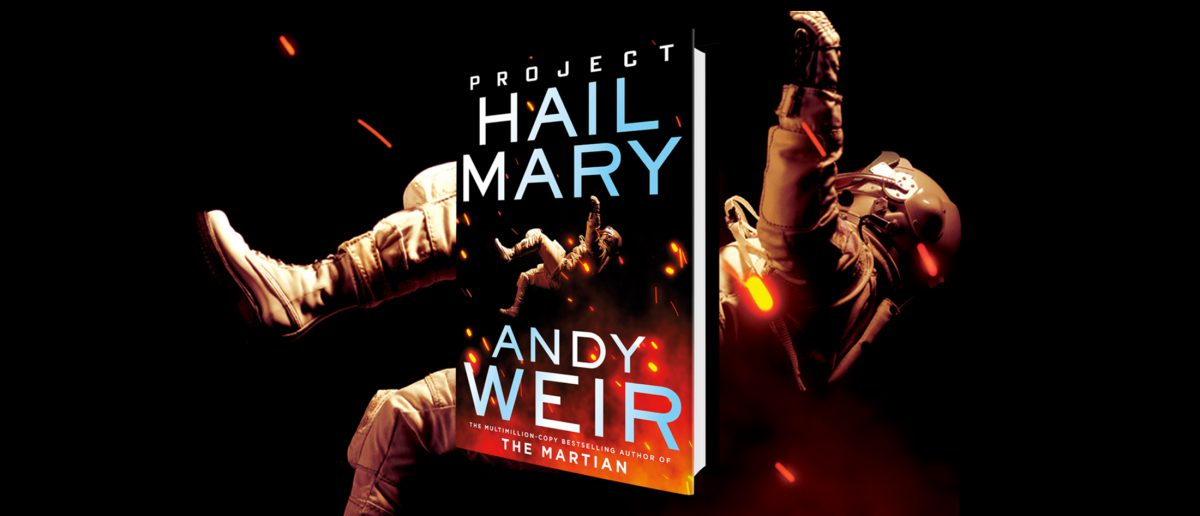 Project Hail Mary is the most entertaining book of the year!